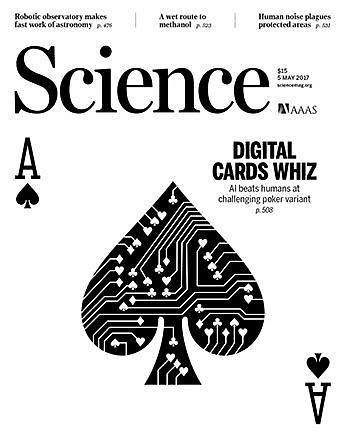 DeepStack published in Science