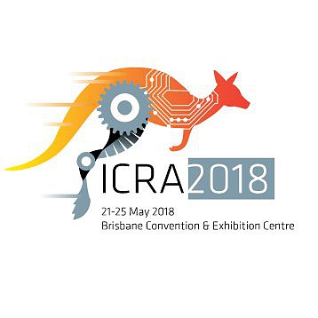 Tomáš Krajník and his team in  ICRA 2018 Workshop in Australia