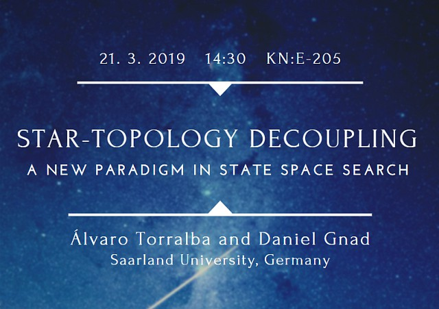 Star-Topology Decoupling – Lecture by Álvaro Torralba and Daniel Gnad