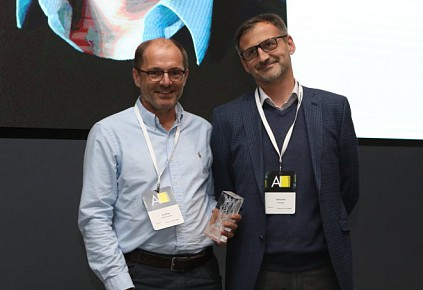 Jiří Matas succeeded in AI Awards competition