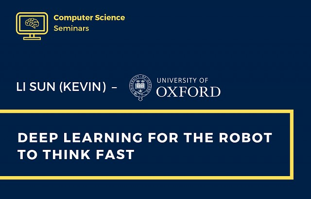 CS Seminar – Li Sun (University of Oxford)