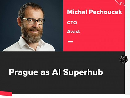 Michal Pěchouček: Prague as AI Superhub