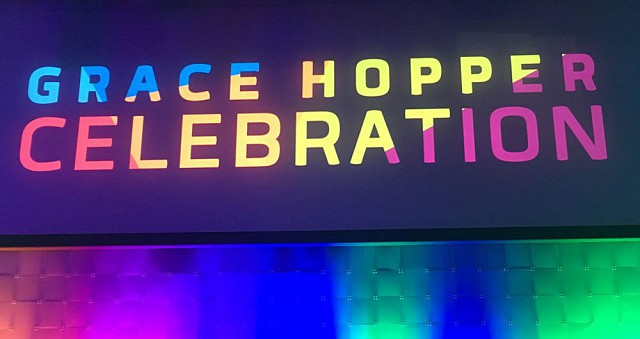 Grace Hopper Celebration 2020