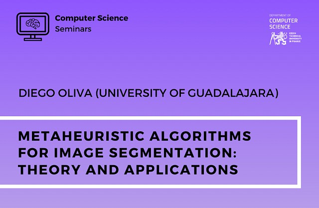 CS Seminar – Diego Oliva (University of Guadalajara)